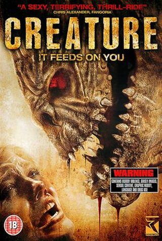 Creature (2011) Main Poster