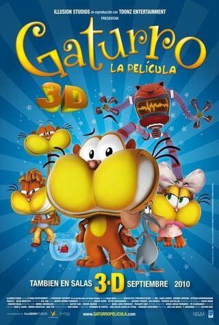 Gaturro (2010) Main Poster