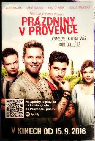 Prazdniny V Provence (2016) Main Poster