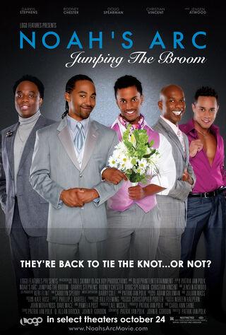 Noah's Arc: Jumping The Broom (2008) Main Poster