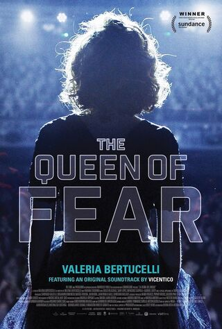 The Queen Of Fear (2018) Main Poster