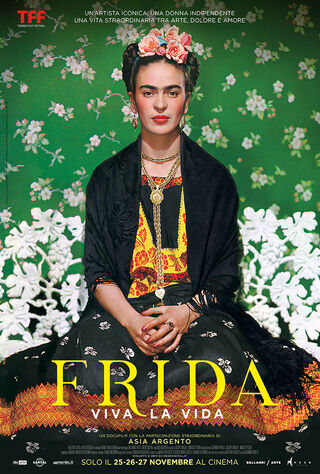 Frida. Viva La Vida (2020) Main Poster