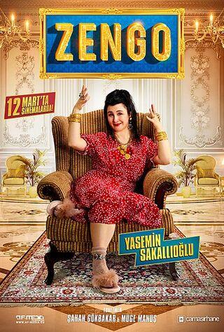 Zengo (2020) Main Poster