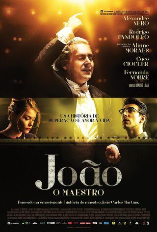 João, O Maestro (2017) Main Poster
