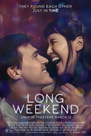 Long Weekend (2021) Main Poster