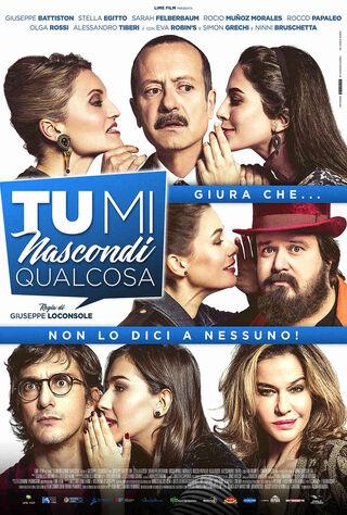 Tu Mi Nascondi Qualcosa (2018) Main Poster