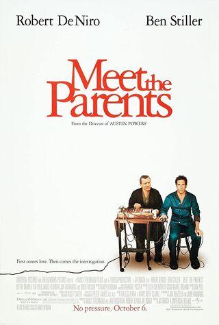 Meet the Parents (2000) Main Poster