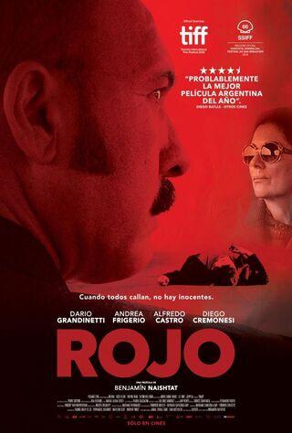 Rojo (2019) Main Poster