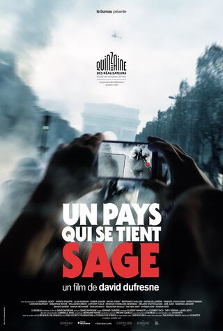 Un Pays Qui Se Tient Sage (2020) Main Poster