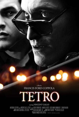 Tetro (2009) Main Poster