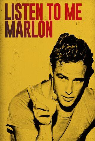 Listen To Me Marlon (2015) Main Poster