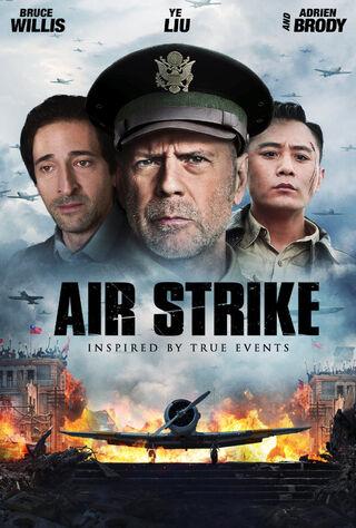 Air Strike (2018) Main Poster