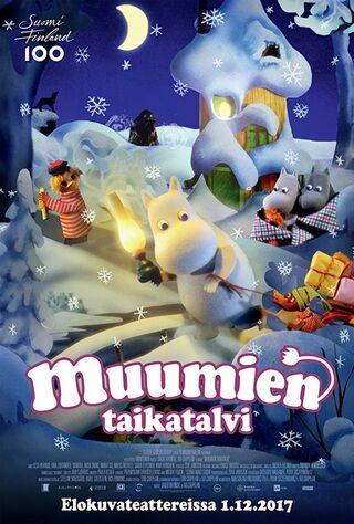 Moomins And The Winter Wonderland (2017) Main Poster