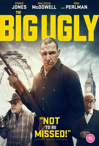 The Big Ugly (2020) Main Poster