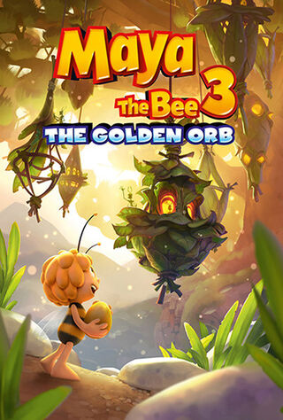Maya The Bee 3: The Golden Orb (2021) Main Poster