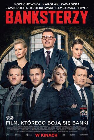 Banksters (2020) Main Poster