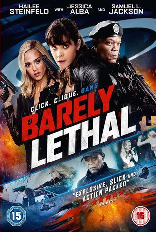 Barely Lethal (2015) Main Poster