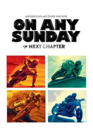 On Any Sunday: The Next Chapter (2014) Main Poster