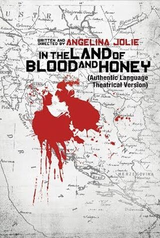In The Land Of Blood And Honey (2012) Main Poster
