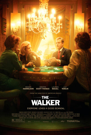 The Walker (2007) Main Poster