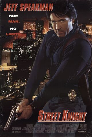 Street Knight (1993) Main Poster