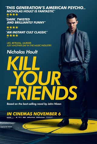 Kill Your Friends (2016) Main Poster