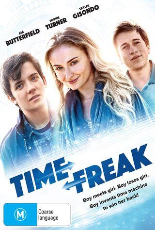 Time Freak (2018) Main Poster