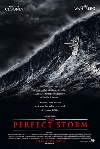 The Perfect Storm (2000) Main Poster