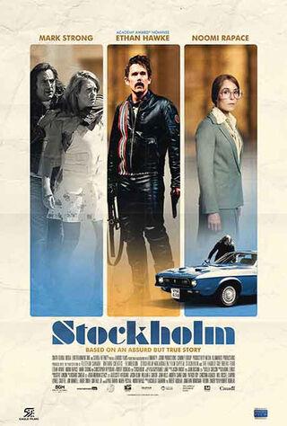 Stockholm (2019) Main Poster