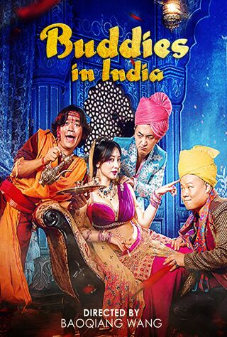Buddies In India (2017) Main Poster