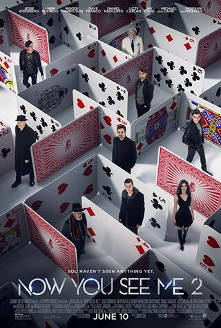 Now You See Me 2 (2016) Main Poster