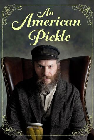 An American Pickle (2020) Main Poster