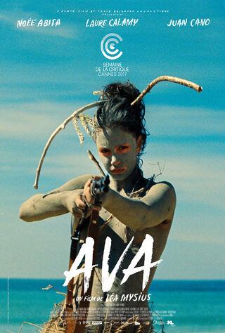 Ava (2017) Main Poster