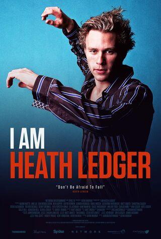 I Am Heath Ledger (2017) Main Poster