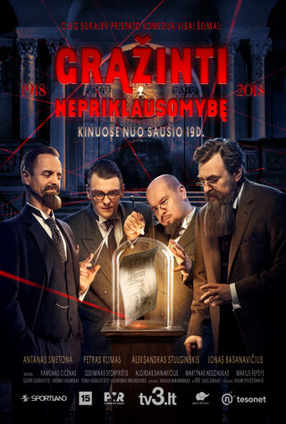 Grazinti Nepriklausomybe (2018) Main Poster