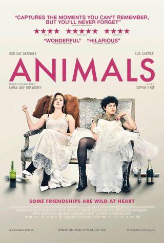 Animals (2019) Main Poster