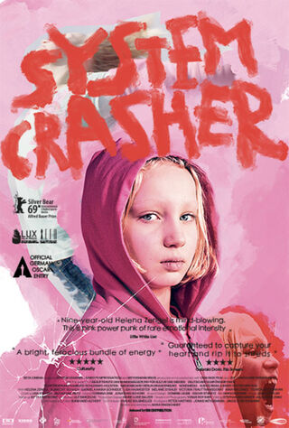 System Crasher (2020) Main Poster