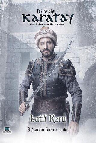 Direnis Karatay (2018) Main Poster