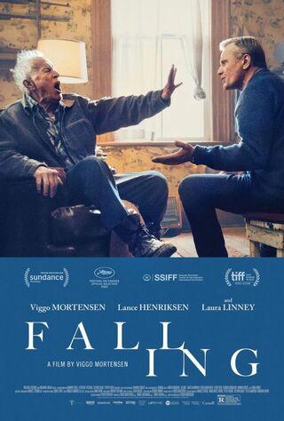 Falling (2021) Main Poster