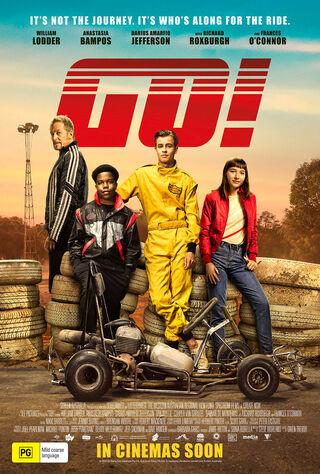 Go Karts (2020) Main Poster