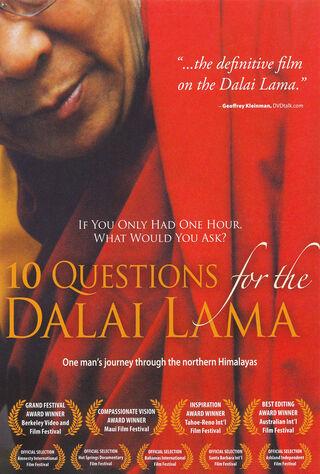 10 Questions For The Dalai Lama (2006) Main Poster