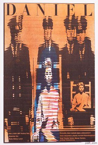 Daniel (1984) Main Poster
