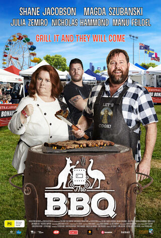The BBQ (2018) Main Poster