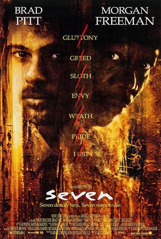 Se7en (1995) Main Poster