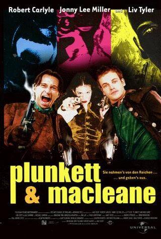 Plunkett & Macleane (1999) Main Poster