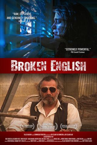 Broken English (1997) Main Poster