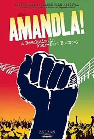 Amandla! A Revolution In Four Part Harmony (2003) Main Poster