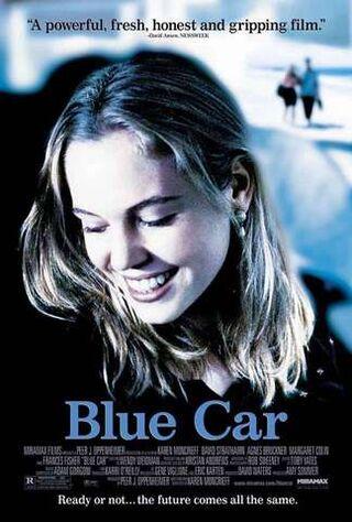 Blue Car (2003) Main Poster