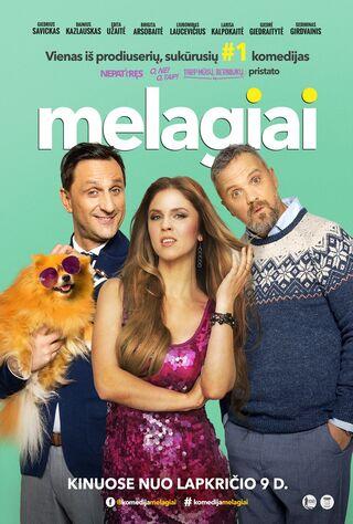 Melagiai/Liars (2018) Main Poster