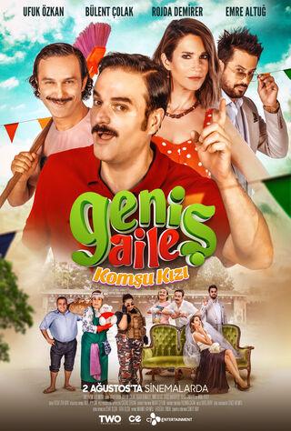 Genis Aile Komsu Kizi (2019) Main Poster